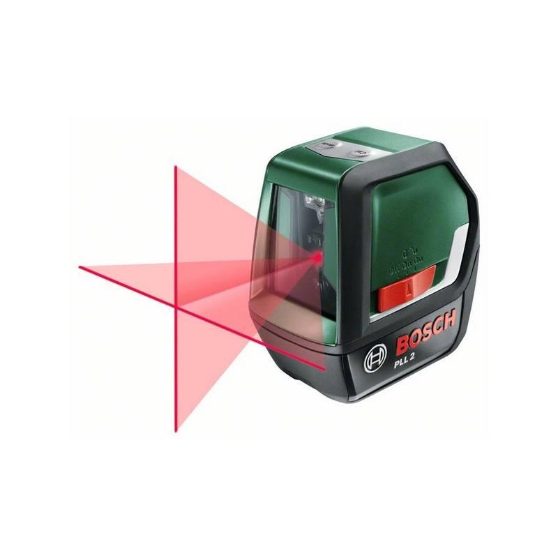 Krížový laser Bosch PLL2 + Doprava zadarmo