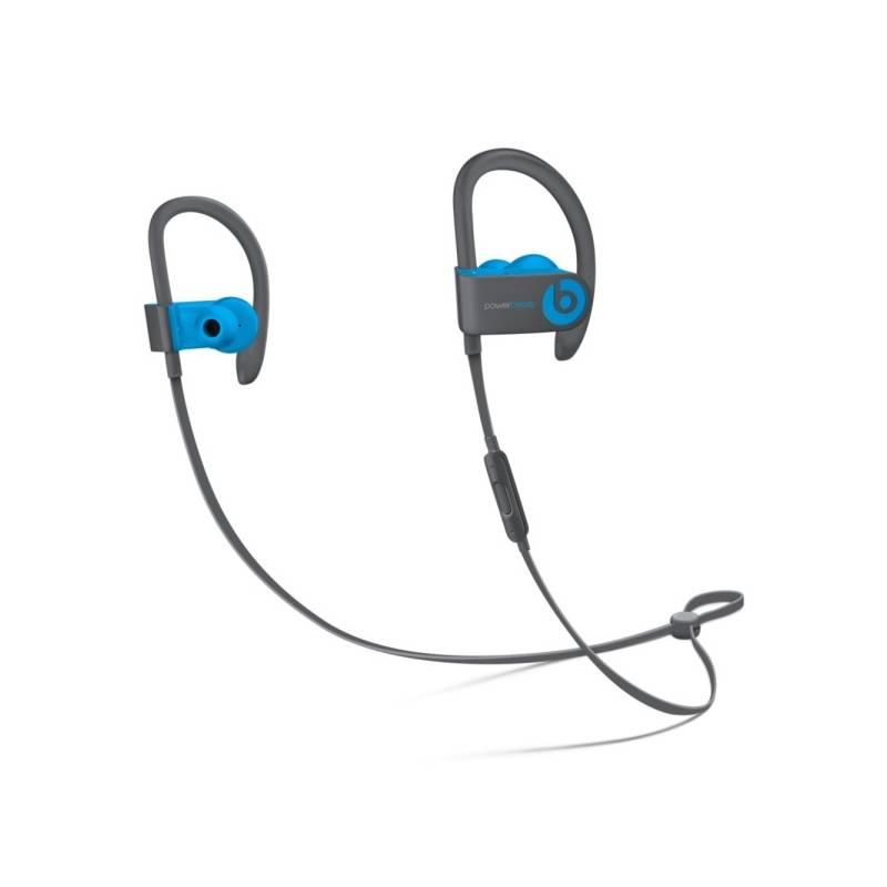 Slúchadlá Beats Powerbeats3 Wireless (MNLX2ZM/A) čierna/modrá