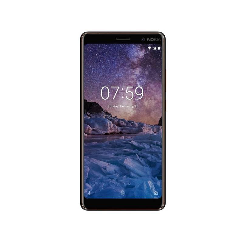 Mobilný telefón Nokia 7 plus Dual SIM (11B2NB01A10) + Doprava zadarmo