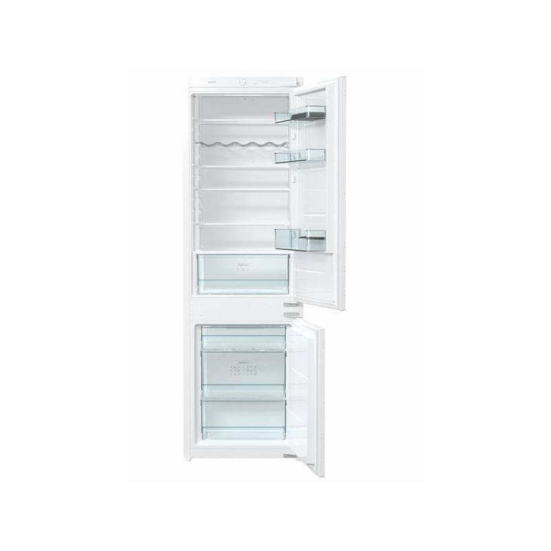 Kombinácia chladničky s mrazničkou Gorenje RKI4181E1 biele + Doprava zadarmo