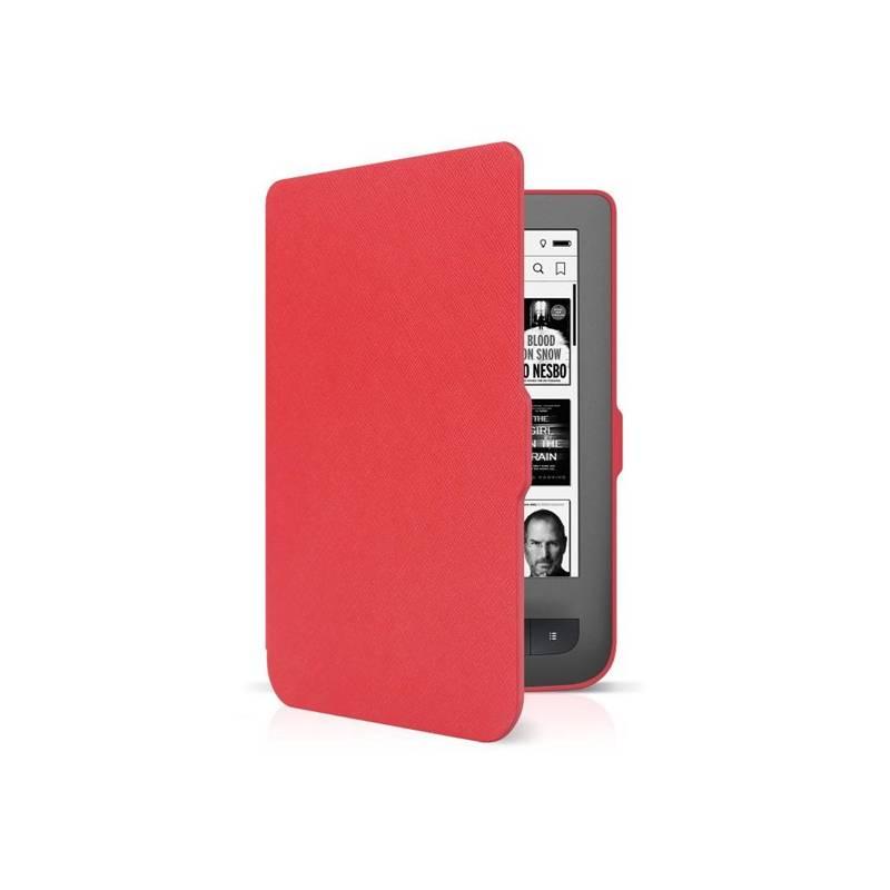 Puzdro pre čítačku e-kníh Connect IT pro PocketBook 624/626 (CI-1066) červené