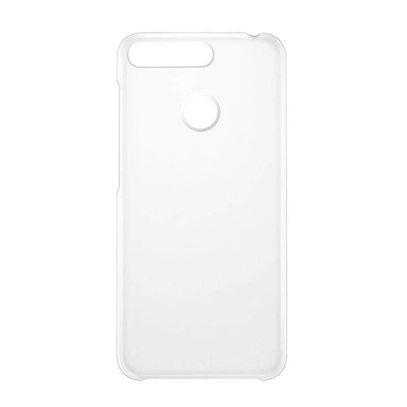 Kryt na mobil Huawei Y6 Prime (2018) (51992438) průhledný