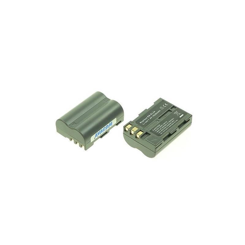 Batéria Avacom pro Nikon EN-EL3E Li-ion 7.4V 1620mAh (DINI-EL3E-855)