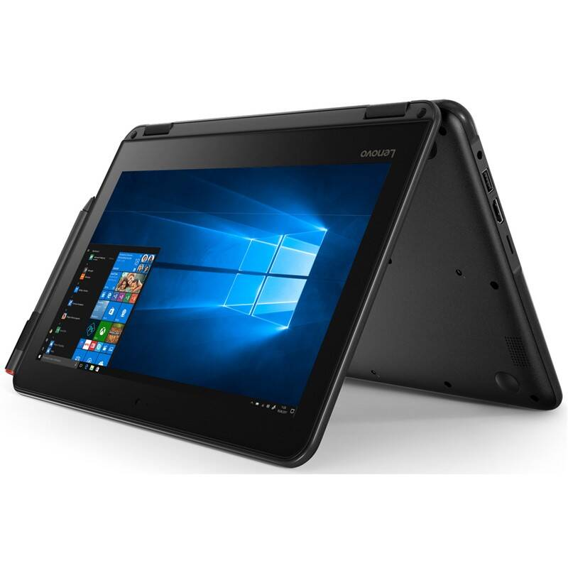 Notebook Lenovo N300e (81FY0015CK) černý