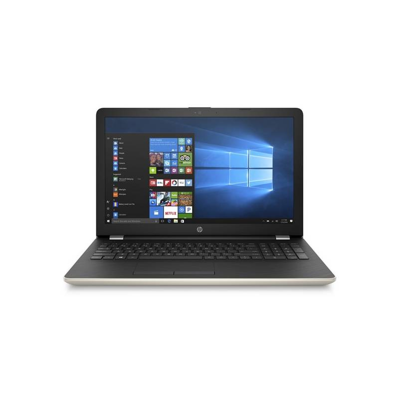 Notebook HP 15-bw049nc (2CN87EA#BCM) zlatý + Doprava zadarmo