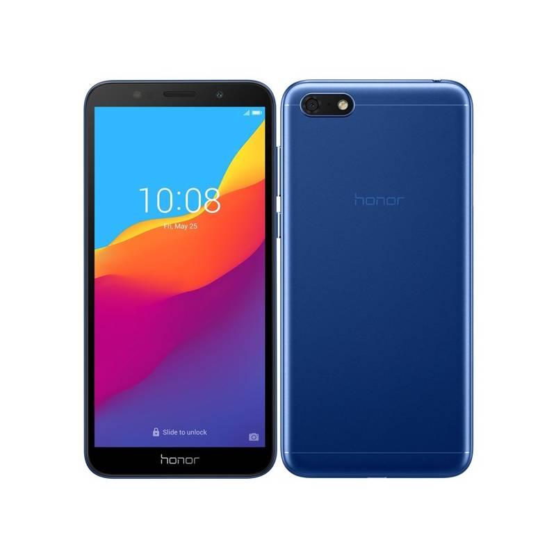 Mobilný telefón Honor 7S Dual SIM (51092QPF) modrý Software F-Secure SAFE, 3 zařízení / 6 měsíců (zdarma)