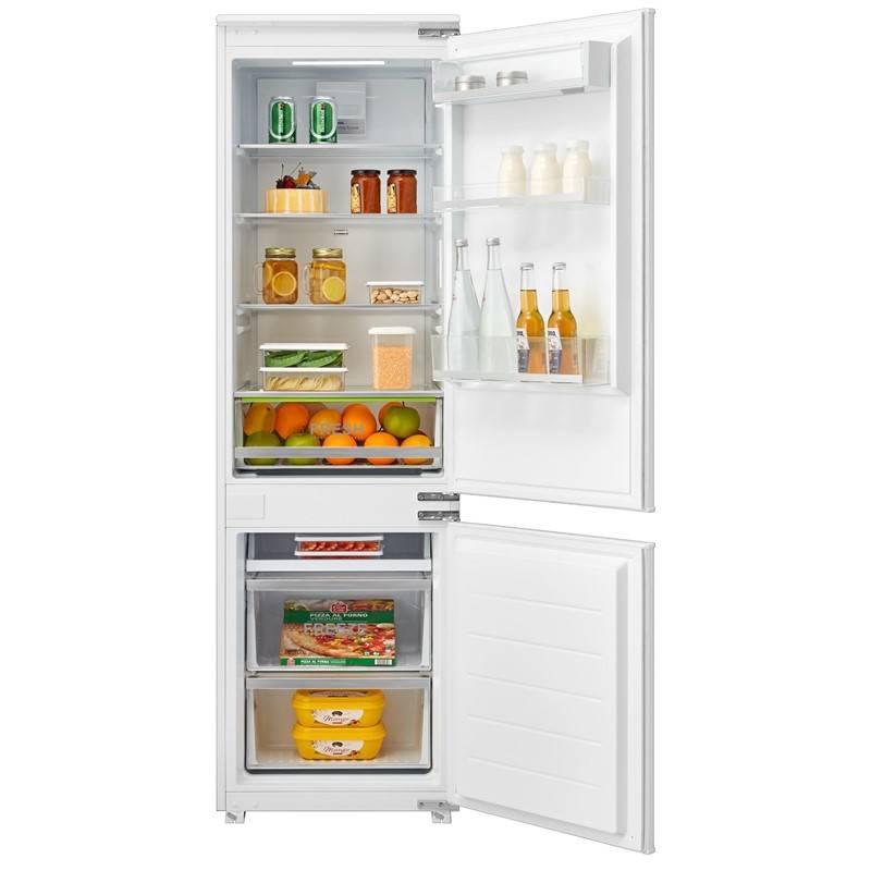 Vestavná lednice s mrazákem ETA 237390001 bílé