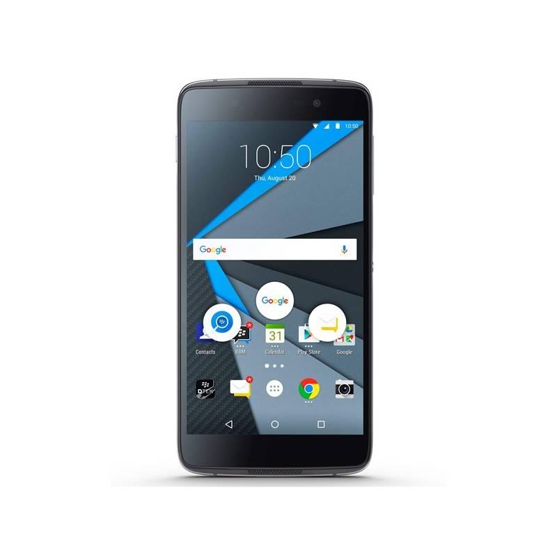 Mobilný telefón BlackBerry DTEK50 (Neon) (PRD-62981-004) sivý Software F-Secure SAFE, 3 zařízení / 6 měsíců (zdarma)