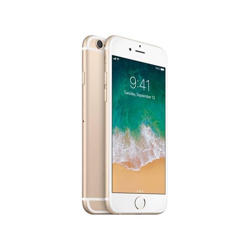 Mobilný telefón Apple iPhone 6 32GB - gold (MQ3E2CN/A) + Doprava zadarmo