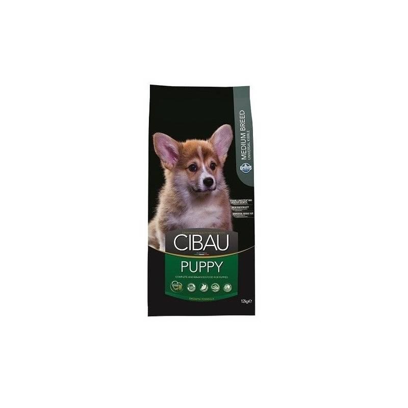 Granuly Cibau Dog Puppy Medium 12 kg