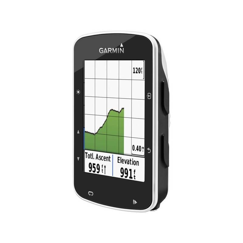 Navigačný systém GPS Garmin EDGE 520 Bundle Premium čierna + Doprava zadarmo