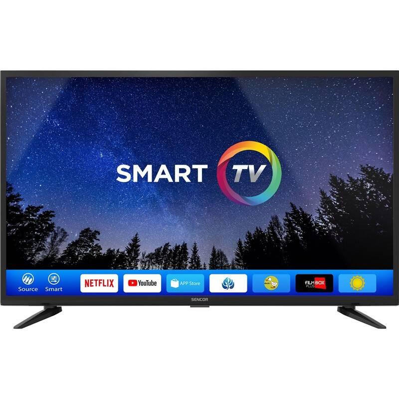 Televízor Sencor SLE 43US600TCS čierna