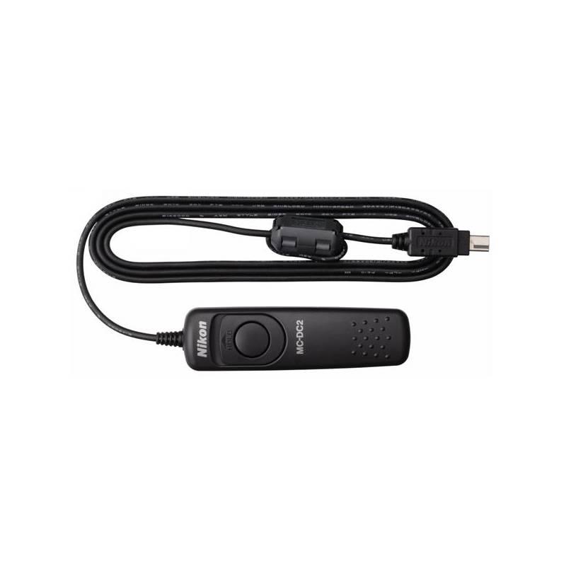 Diaľkový ovládač spúšte Nikon MC-DC2 pro D800/D90/D5100/D3100 čierna