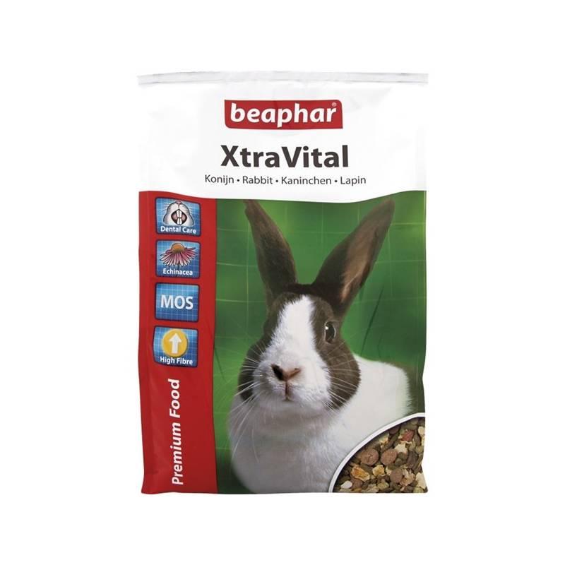Krmivo Beaphar Krmivo X-traVital králik 2,5 kg