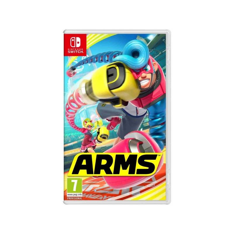 Hra Nintendo SWITCH ARMS (NSS035)