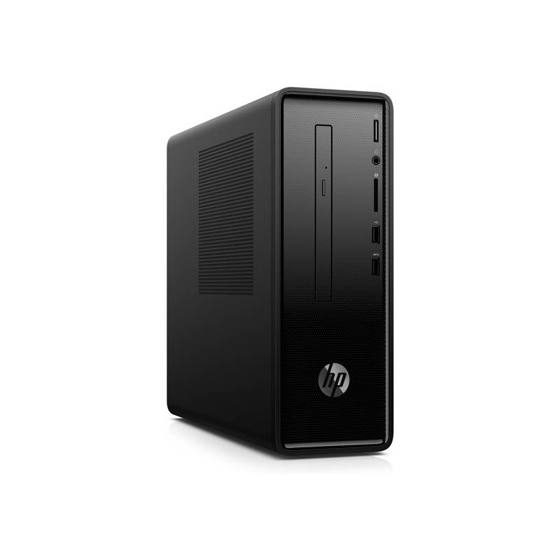 Stolní počítač HP Slimline 290-p0006nc (4JT62EA#BCM) černý