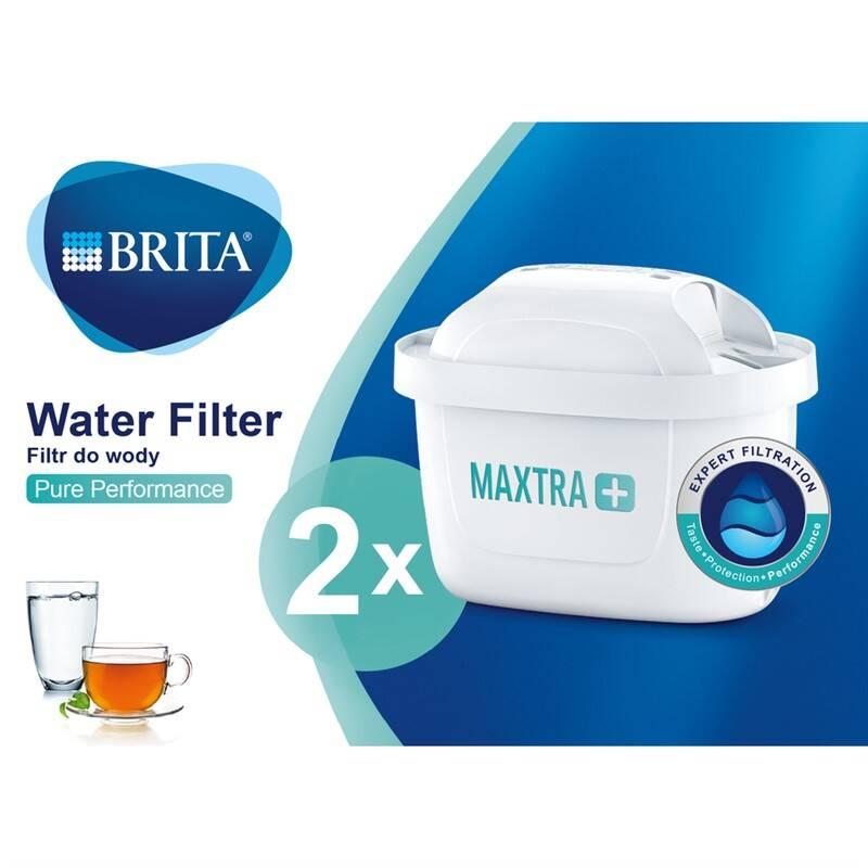 Filter na vodu Brita Pack 2 MAXTRAplus PO