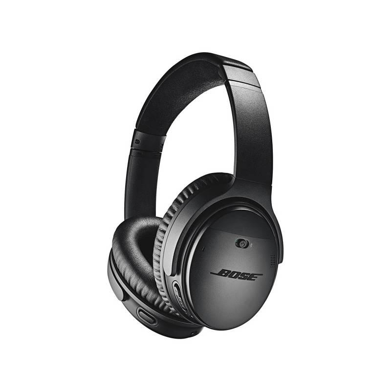 Slúchadlá Bose QuietComfort® 35 II (B 789564-0010) čierna + Doprava zadarmo