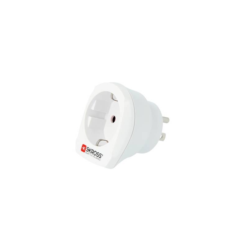 Cestovní adaptér SKROSS pro použití v USA (PA29) bílý
