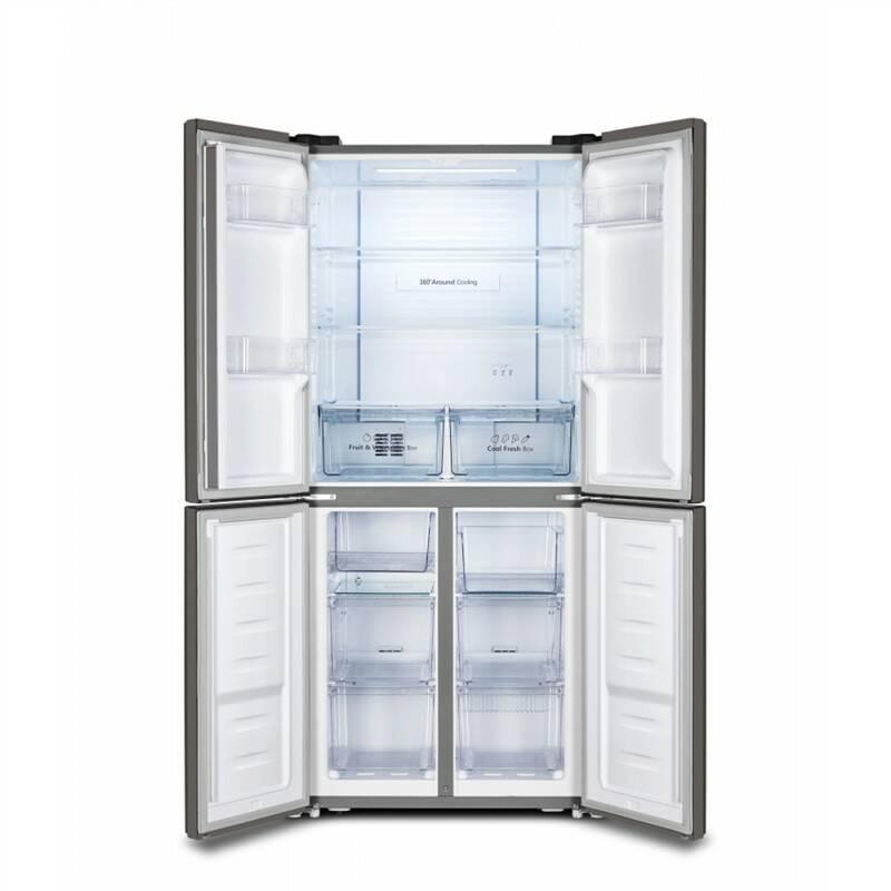 Americká chladnička Hisense RQ515N4AC2 + Doprava zadarmo