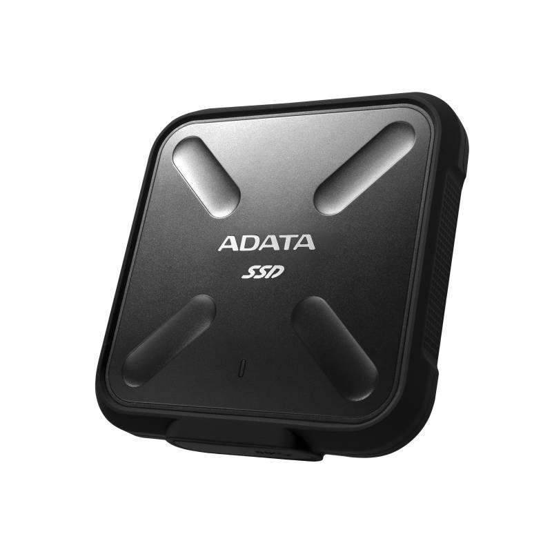 SSD externý ADATA SD700 256GB (ASD700-256GU3-CBK) čierny