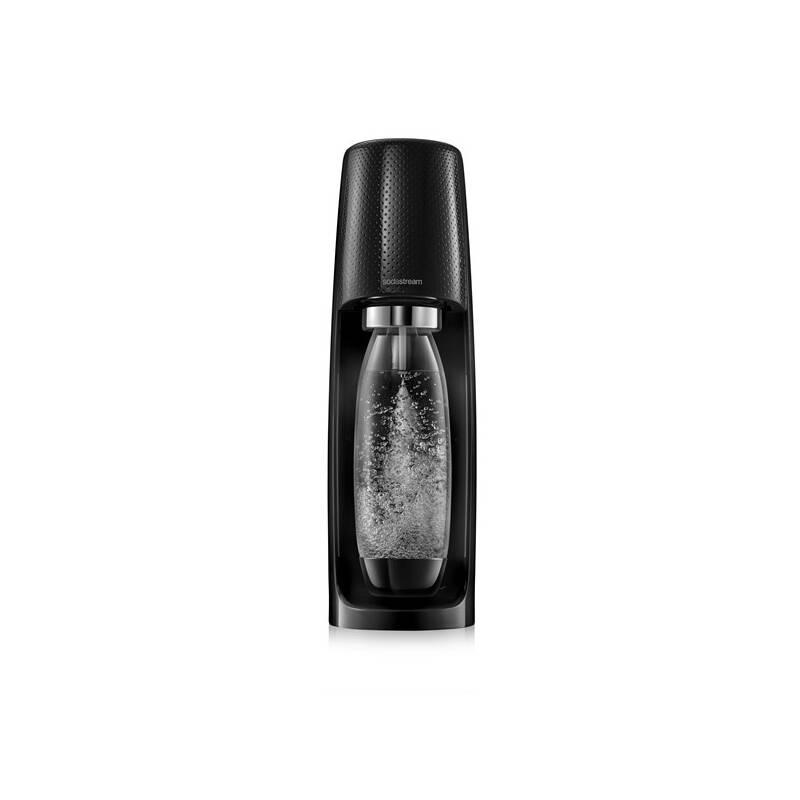Výrobník sodové vody SodaStream Spirit Black černý
