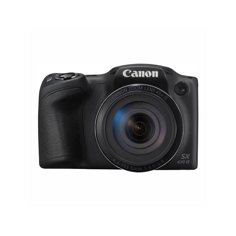 Digitálny fotoaparát Canon PowerShot PowerShot SX430 IS (1790C002) čierny
