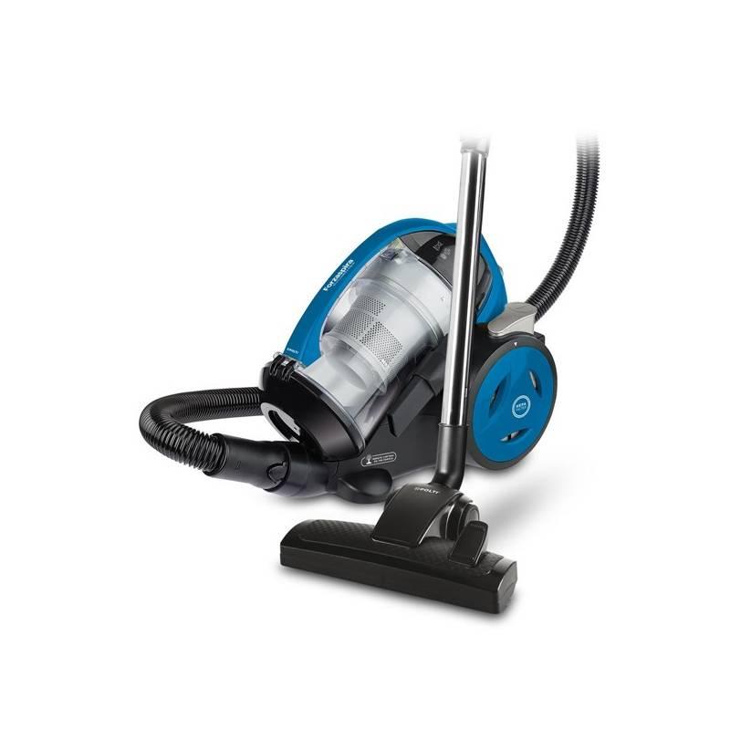 Vysávač podlahový Polti Forzaspira MC350_TURBO & FRESH čierny/modrý + Doprava zadarmo