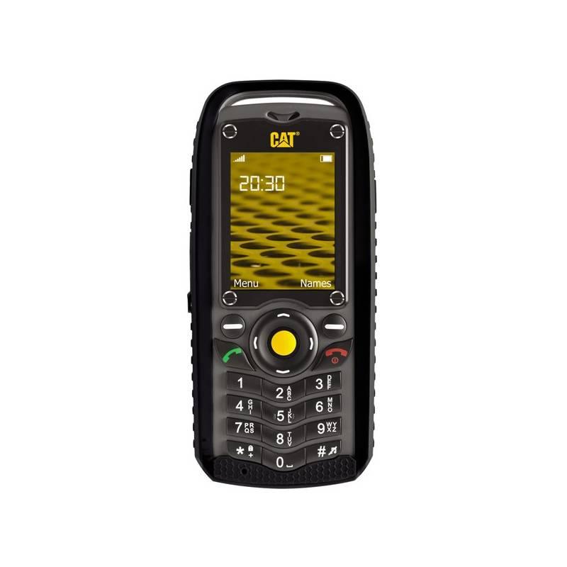 Mobilný telefón Caterpillar CAT B25 (TECH-GSM2-00220) čierny