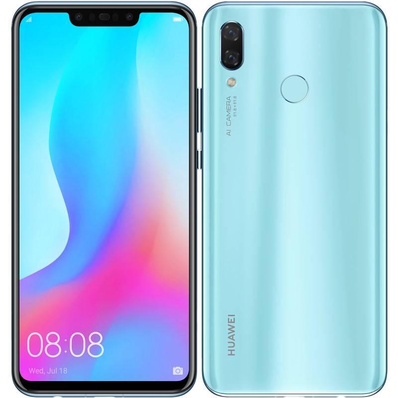 Huawei nova 3 (SP-NOVA3LOM) modrý Software F-Secure SAFE, 3 zařízení / 6 měsíců (zdarma)