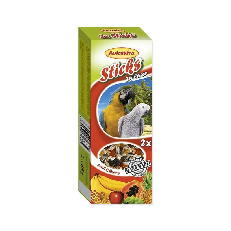 Krmivo Avicentra Tyčinka veľký papagáj ovocná 2 ks