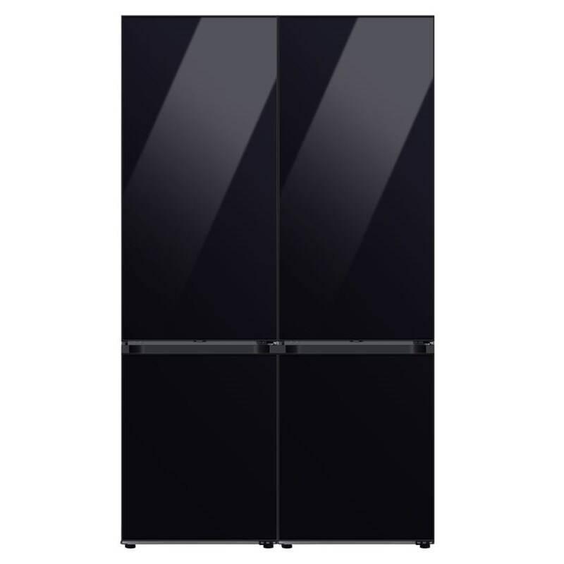 Americká chladnička Samsung Bespoke RB7300T RB38A7B6D22/EF + spojovací sada RA-C00K3BAA čierna + Doprava zadarmo