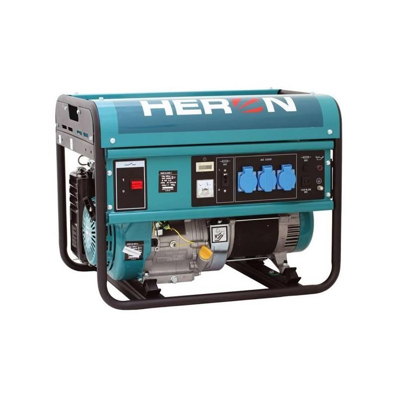 Elektrocentrála HERON EGM 55 AVR-1 + Doprava zadarmo