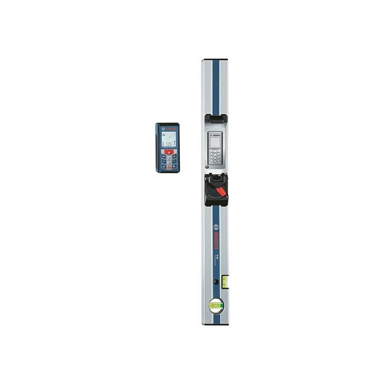 Laserový dálkomer Bosch GLM 80 + R 60 Professional, 0601072301 + Doprava zadarmo