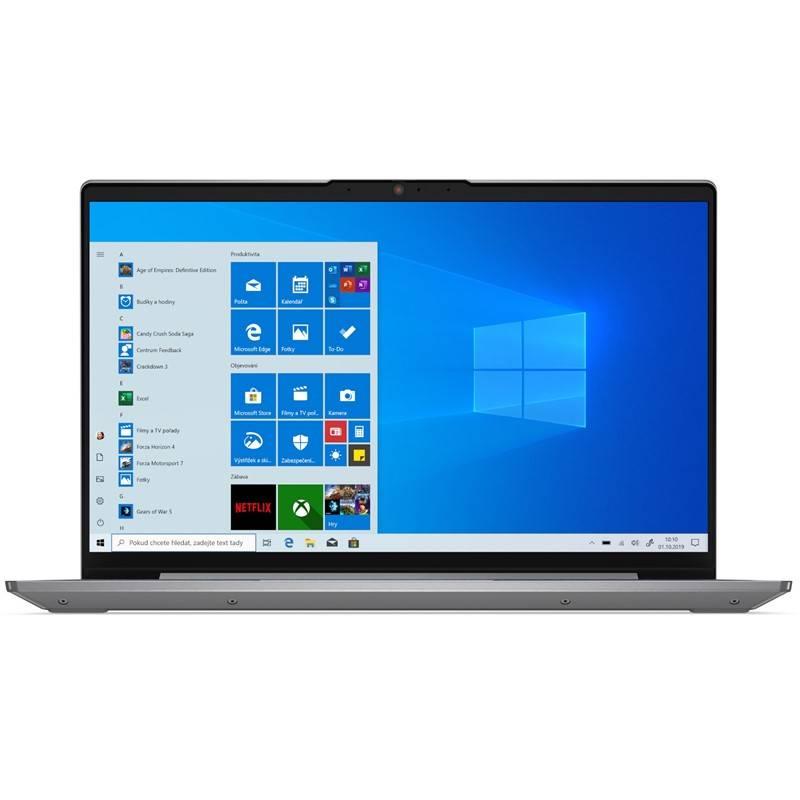 Notebook Lenovo IdeaPad 5-14ARE05 (81YM000LCK) strieborný + Doprava zadarmo