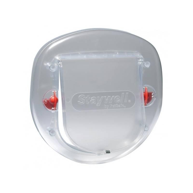 Dvierka Staywell transparentní úzkoprofilová 270