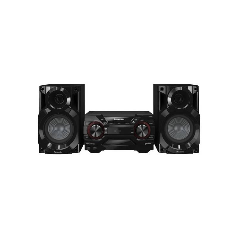 Minisystem Panasonic SC-AKX200E-K čierna