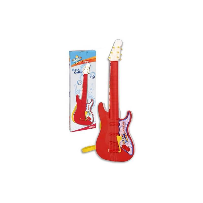 Gitara Alltoys rocková, 6 strun + Doprava zadarmo