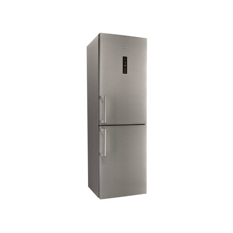 Kombinácia chladničky s mrazničkou Whirlpool WNF9 T3Z X H nerez + Doprava zadarmo