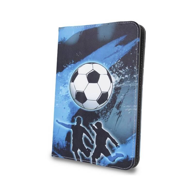 """Púzdro na tablet flipové GreenGo Football na tablet 7-8"""" (GSM041320)"""