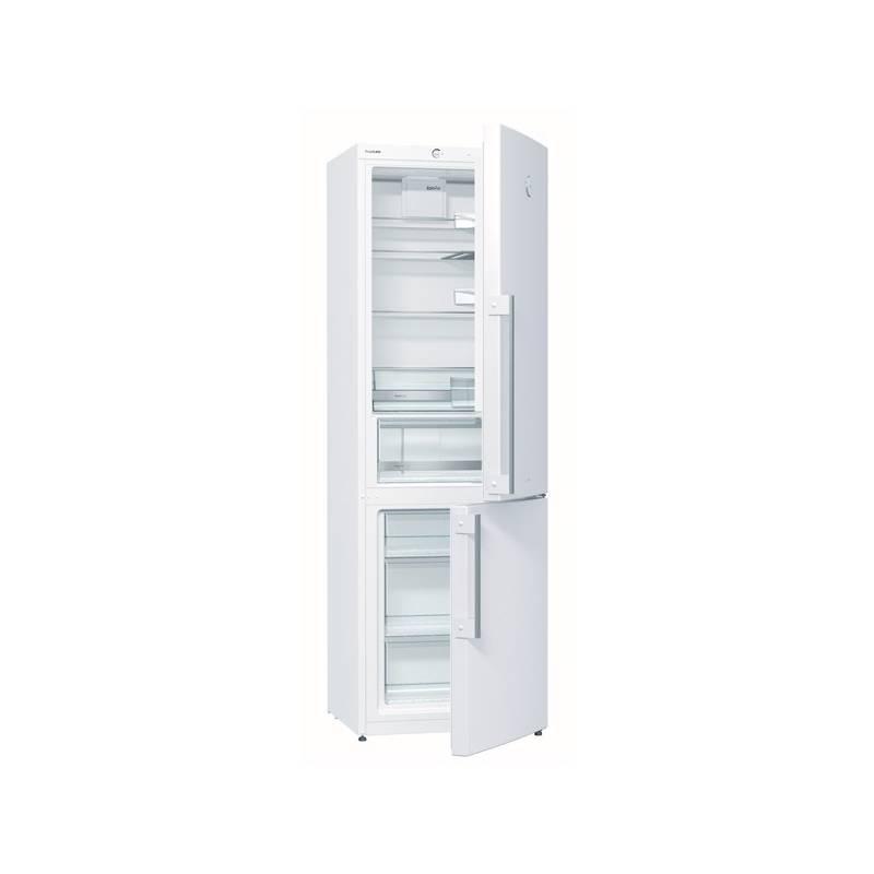 Kombinácia chladničky s mrazničkou Gorenje RK62FSY2W biela + Doprava zadarmo