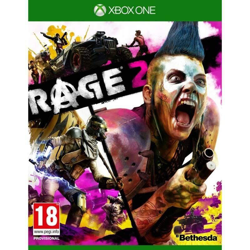 Hra Bethesda Xbox One RAGE 2 (5055856420453)