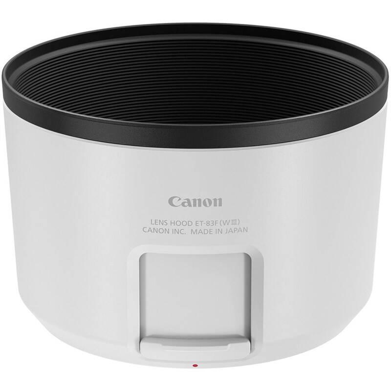 Slnečná clona Canon ET-83F (RF 70-200mm F2.8) (3793C001) sivá + Doprava zadarmo