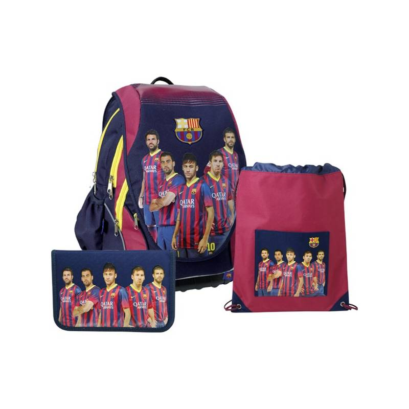 7086e92fcde5e Zestaw szkolny Sun Ce FC Barcelona - plecak