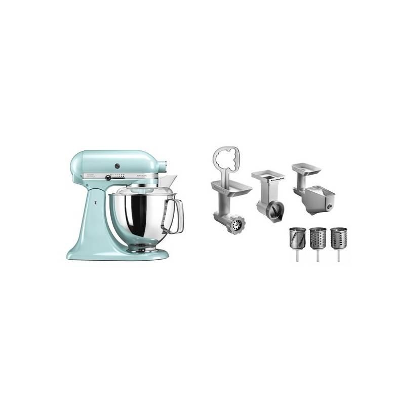 Set KitchenAid - kuchyňský robot 5KSM175PSEIC + FPPC balíček s příslušenstvím + Doprava zadarmo