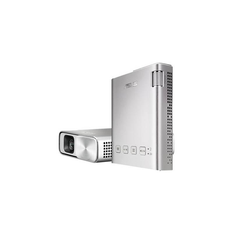 Projektor Asus E1 ZenBeam (90LJ0080-B00520) strieborný + Doprava zadarmo