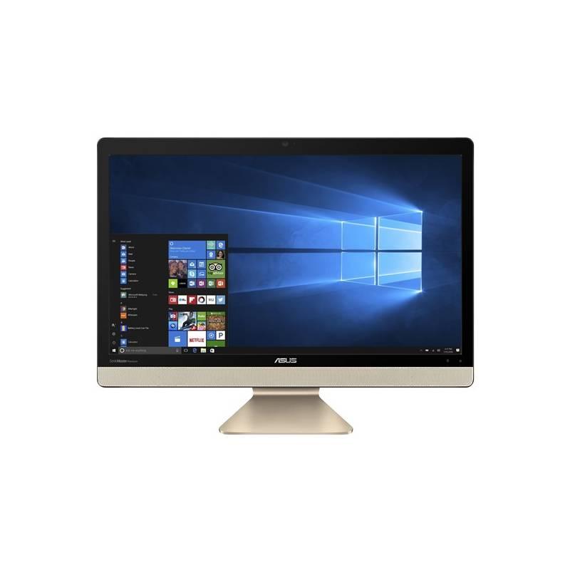 PC all in-one Asus Vivo Aio V221 (V221ICUK-BA004R) čierny/zlatý Software F-Secure SAFE, 3 zařízení / 6 měsíců (zdarma) + Doprava zadarmo