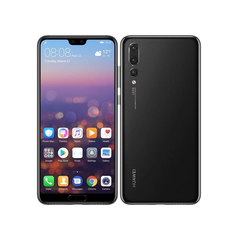 Mobilný telefón Huawei P20 Pro Dual SIM (SP-P20PDSBOM) čierny Software F-Secure SAFE, 3 zařízení / 6 měsíců (zdarma)Osobní váha Huawei AH100 (zdarma)Fitness náramek Huawei Band 2 Pro - černý (zdarma) + Doprava zadarmo