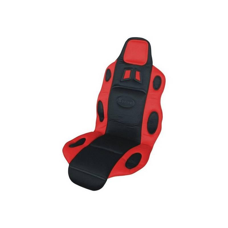 Poťah sedadiel Compass RACE černo-červený