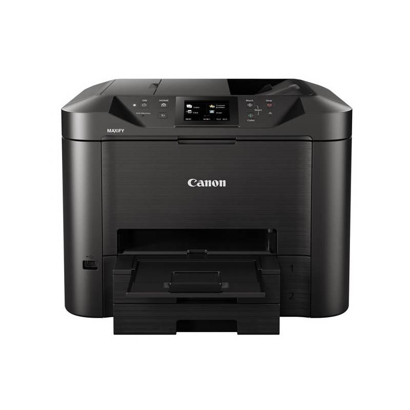 Tlačiareň multifunkčná Canon MAXIFY MB5450 (0971C009) Software F-Secure SAFE 6 měsíců pro 3 zařízení (zdarma) + Doprava zadarmo